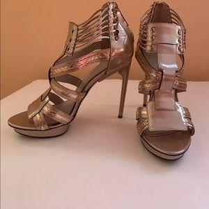 SALE!!!💸Jason Wu Metallic Platform Sandals Mint